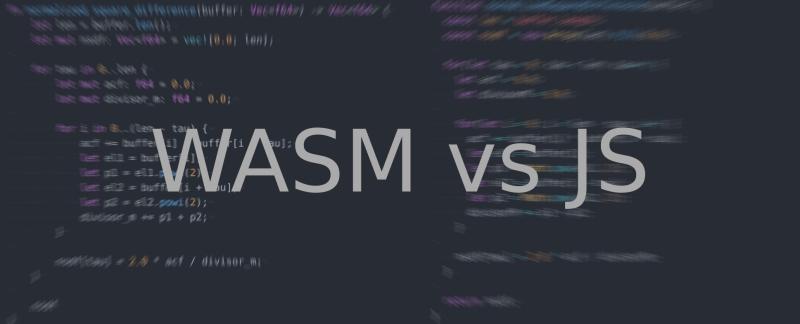 WASM vs JS - Realtime pitch detection | Bojan Djurdjevic